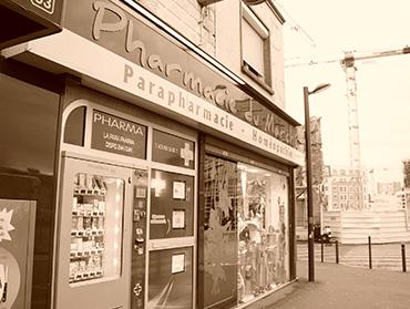 Pharmacie à Romainville – Officine 93