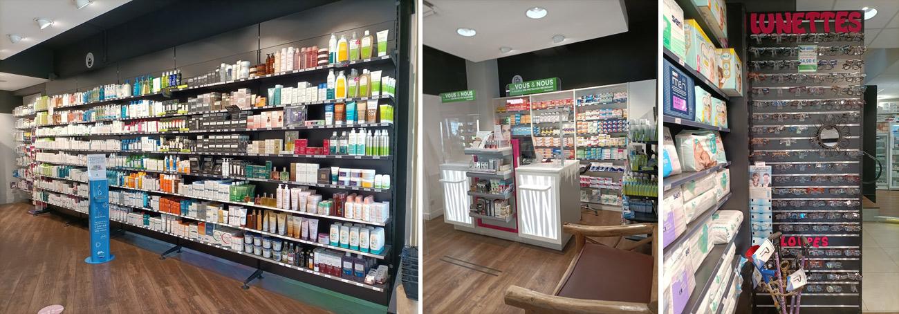Pharmacie de proximité 93 – Pharmacie du marché Romainville